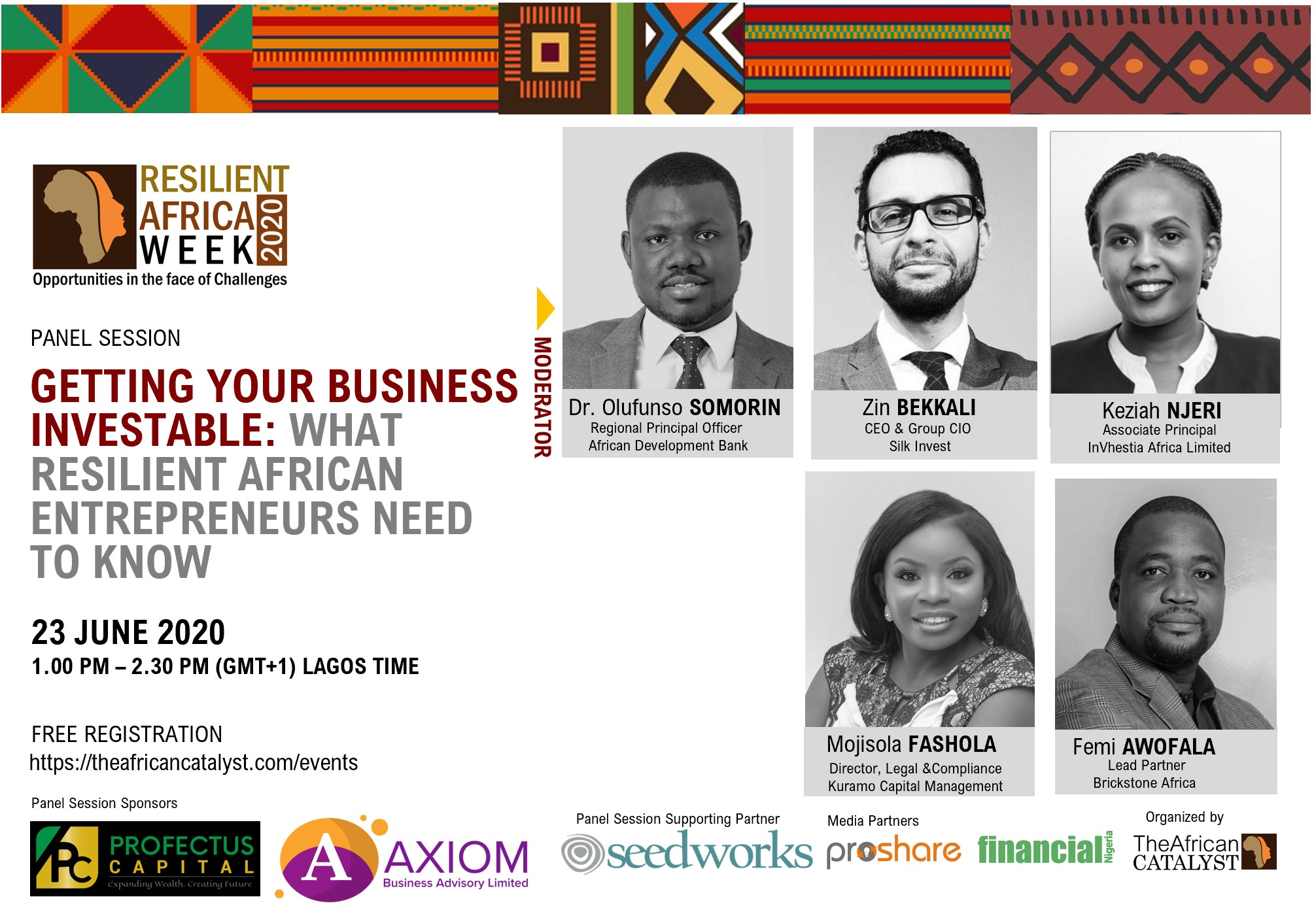 Resilient Africa Week